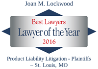 Joan Lockwood Lawyer of the Year Award, Best Lawyers 2016