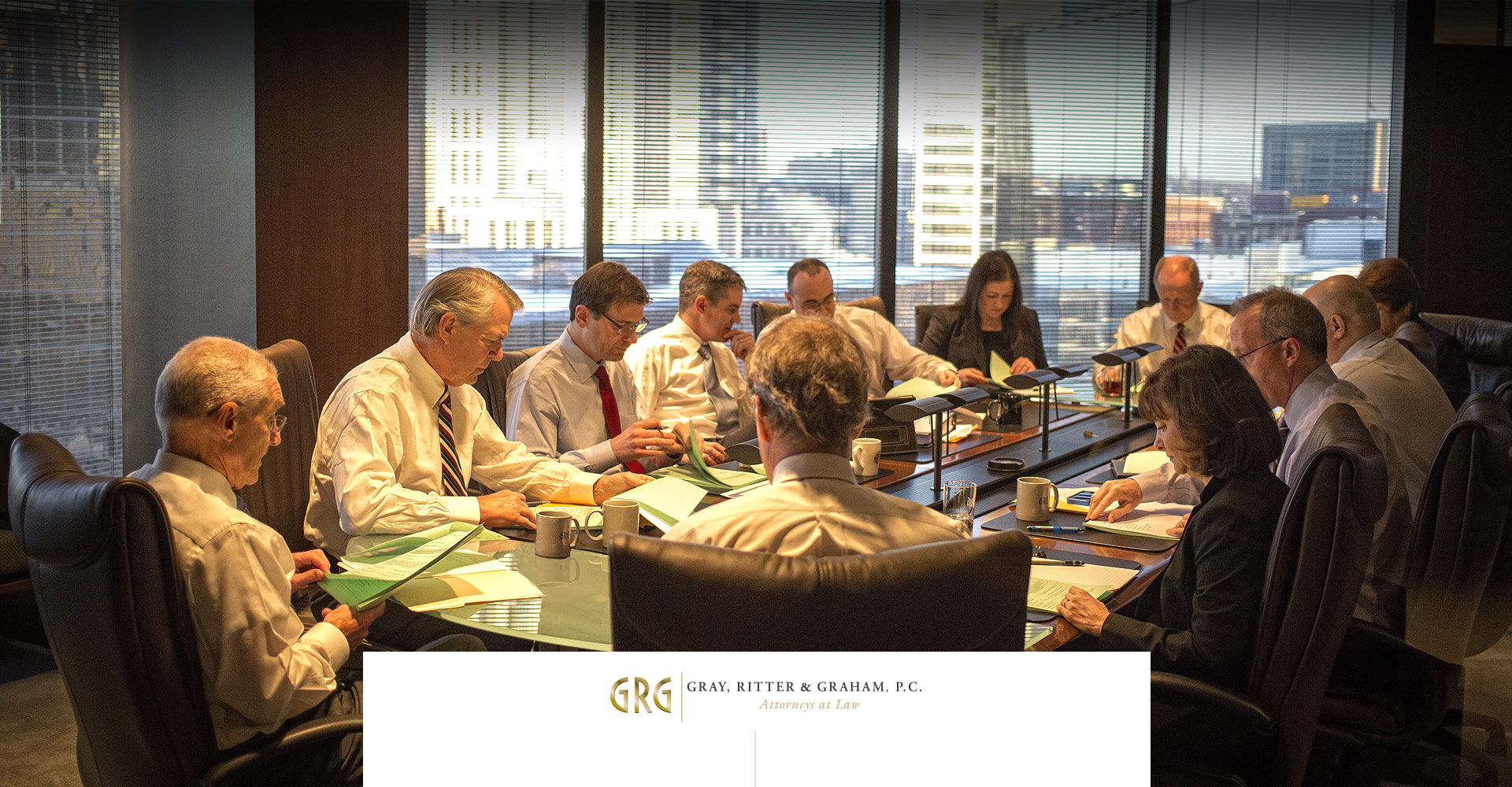 Gray, Ritter & Graham, St. Louis Business Attorneys