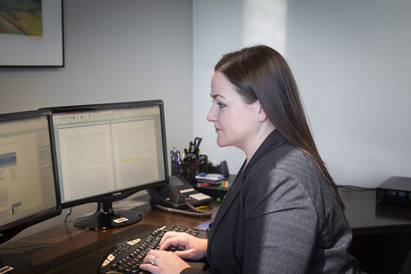 Kaitlin Bridges, St. Louis Business Litigation Attorney