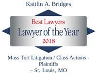kaitlin bridges lawyer of the year 2018