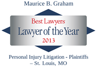 Maurice Graham Best Lawyers, 2013 Lawyer of the Year Award