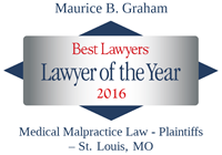 Maurice Graham 2016 Lawyer of the Year, Best Lawyers Award