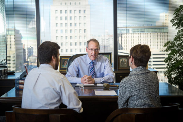 Patrick Hagerty, St. Louis Wrongful Death Product Liability Attorney