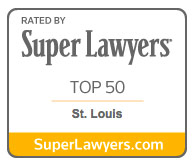 Robert Ritter, Super Lawyers Badge