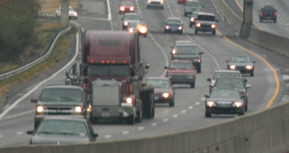 Study Shows Sleep-Deprived Truck Drivers Much More Likely to Crash