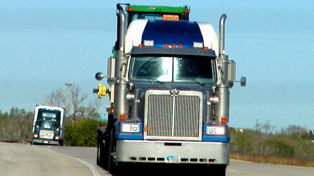 Tired Truckers and Trucks with Mechanical Defects Cause Serious Accidents
