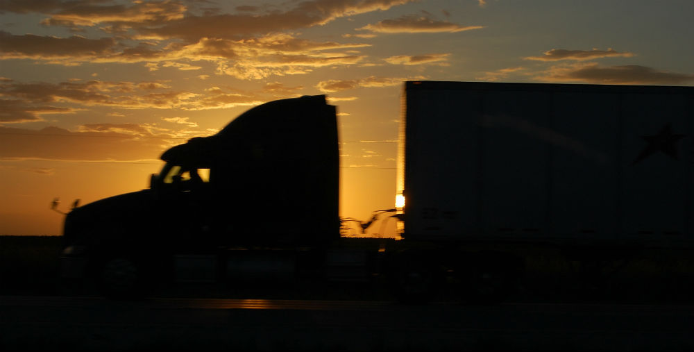 Common Cause of Truck Crashes: Tired Truckers