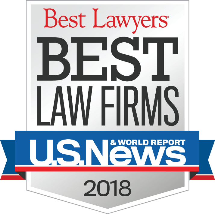 Gray, Ritter & Graham Receives National Top Rankings in 2018 U.S. News-Best Lawyers Best Law Firms Survey