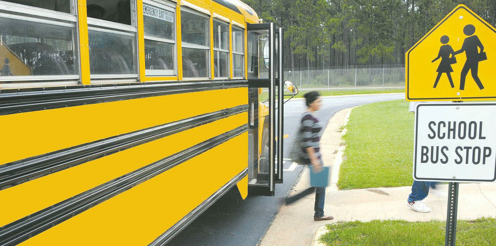 Serious School Bus Crashes