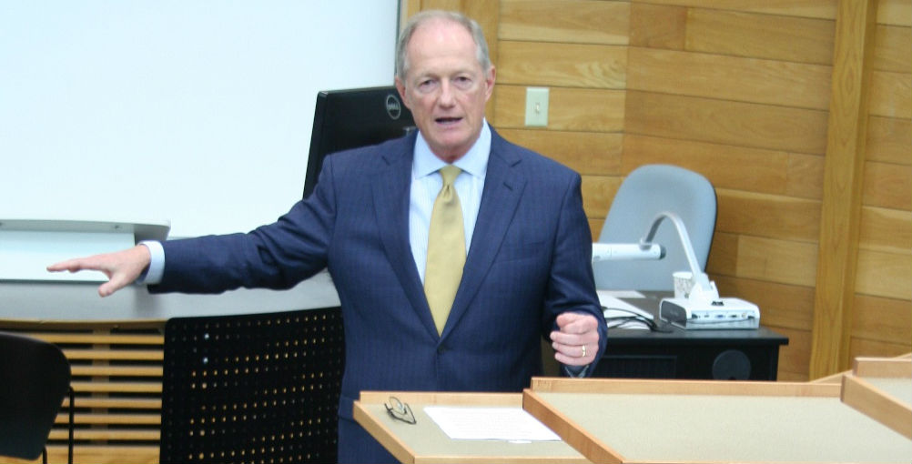 Downing Guest Lecturer for Missouri Law School Complex Litigation Class